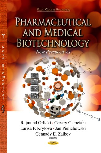 9781626188518: Pharmaceutical and Medical Biotechnology: New Perspectives (Recent Trends in Biotechnology)