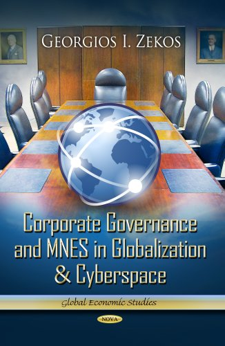 economic globalization and corporate governance Economic & development corporate governance and globalization into the dimensions and significance of the globalization of corporate governance.