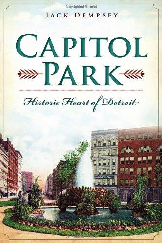 Capitol Park: Historic Heart of Detroit (Landmarks): Dempsey, Jack