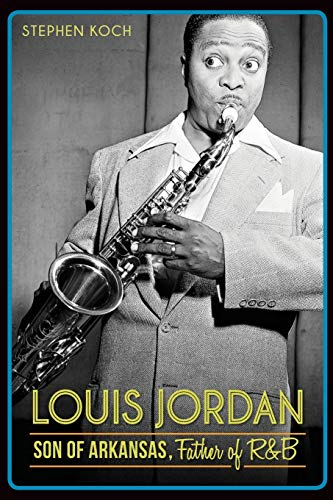 Louis Jordan 9781626194359 Though you may not know the man, you probably know his music. Arkansas-born Louis Jordan's songs like Baby, It's Cold Outside,   Caldonia  and  Ain't Nobody Here But Us Chickens  can still be heard today, decades since Jordan ruled the charts. In his five-decade career, Jordan influenced American popular music, film and more and inspired the likes of James Brown, B.B. King, Chuck Berry and Ray Charles. Known as the  King of the Jukeboxes,  he and his combo played a hybrid of jazz, swing, blues and comedy music during the big band era that became the start of R&B. In a stunning narrative portrait of Louis Jordan, author Stephen Koch contextualizes the great, forgotten musician among his musical peers, those he influenced and the musical present.