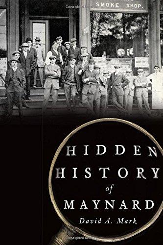 Hidden History of Maynard: David A. Mark