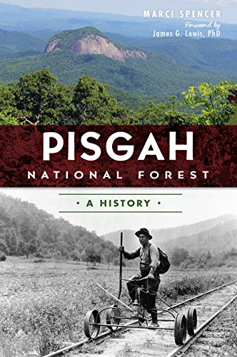 9781626196346: Pisgah National Forest: A History