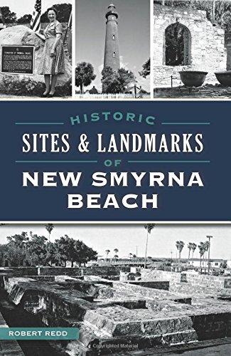 Historic Sites and Landmarks of New Smyrna Beach: Robert Redd