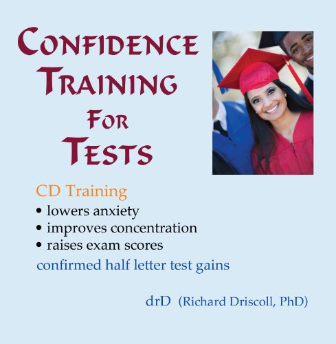 9781626204577: Confidence Training for Tests (Tame Test Anxiety)