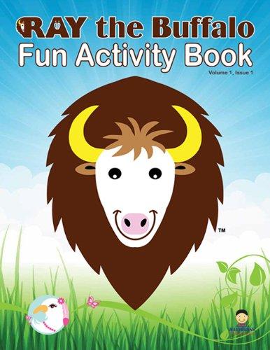 9781626205116: Ray the Buffalo Fun Activity Book