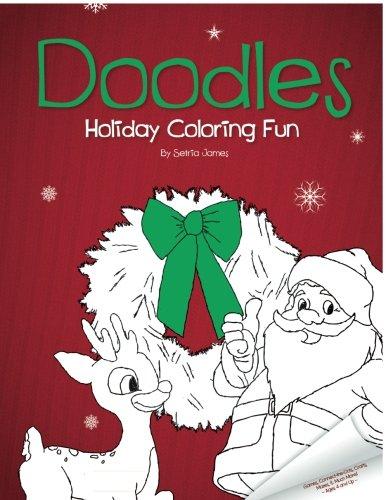 9781626207851: Doodles Holiday Coloring Fun (Doodles Coloring Fun)