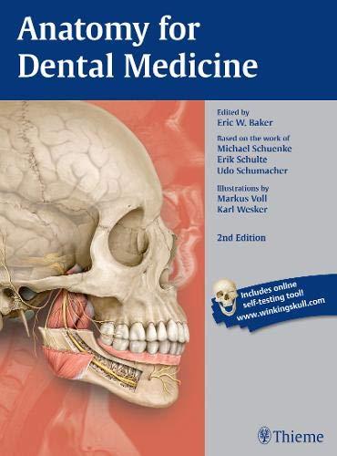 9781626230859: Anatomy for Dental Medicine