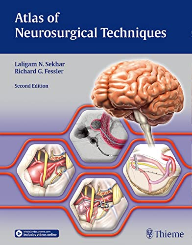 9781626233881: Atlas of Neurosurgical Techniques: Brain