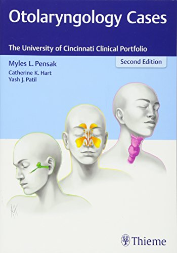 9781626234192: Otolaryngology Cases: The University of Cincinnati Clinical Portfolio