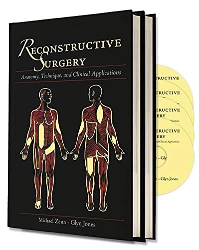 Reconstructive Surgery: Anatomy, Technique, and Clinical Application: Michael Zenn, Glyn