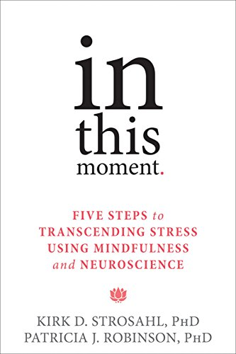 9781626251274: In This Moment: Five Steps to Transcending Stress Using Mindfulness and Neuroscience