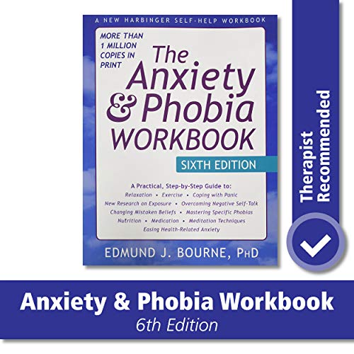 9781626252158: The Anxiety and Phobia Workbook