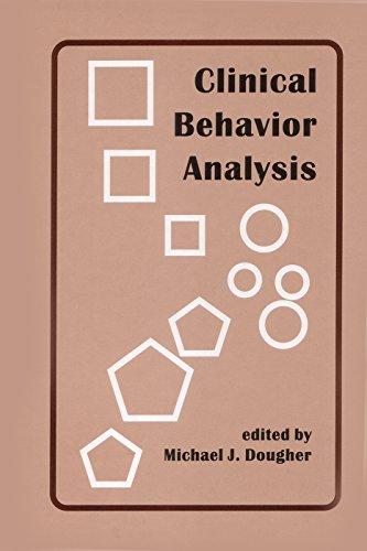 Clinical Behavior Analysis: Context Press