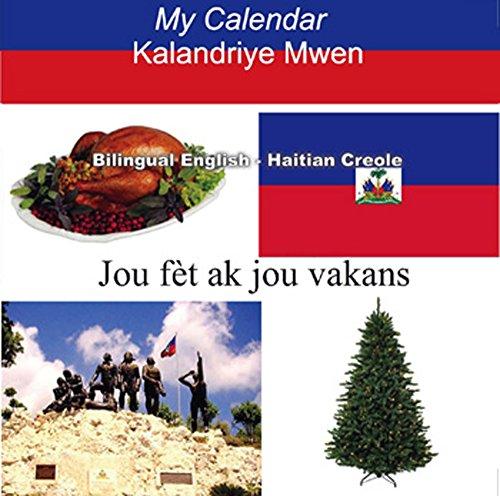 9781626323087: Jou fèt ak jou vakans (Bilingual English-Haitian Creole) (Creole Edition)