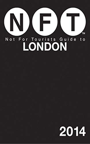 9781626360518: Not for Tourists Guide to London 2014