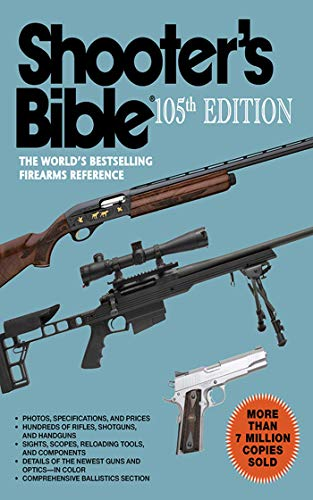 Shooter's Bible: The World's Bestselling Firearms Reference (Paperback): Jay Cassell