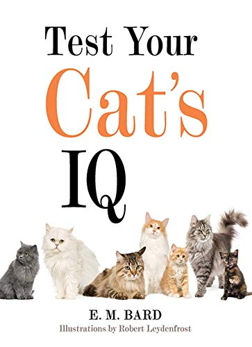 9781626360693: Test Your Cat's IQ