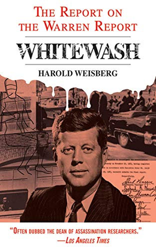 9781626361102: Whitewash: The Report on the Warren Report