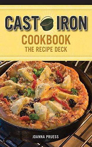 9781626361546: Cast Iron Cookbook: The Recipe Deck