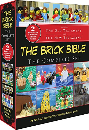 9781626361775: The Brick Bible: The Complete Set