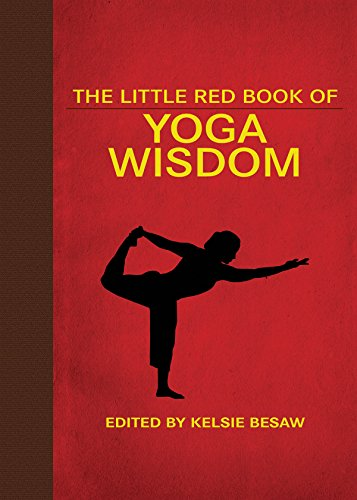 9781626364097: The Little Red Book of Yoga Wisdom