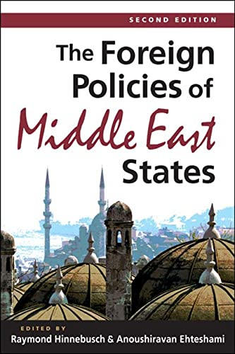 9781626370296: The Foreign Policies of Middle East States