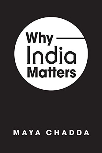 9781626370388: Why India Matters