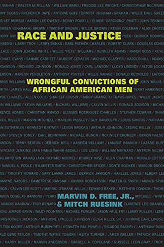 9781626372375: Race and Justice: Wrongful Convictions of African American Men