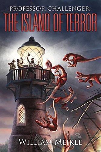 9781626410411: Professor Challenger: The Island of Terror