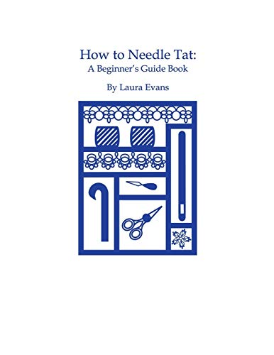 9781626468566: HOW TO NEEDLE TAT: A Beginner's Guide Book