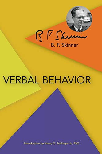 9781626540149: Verbal Behavior