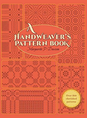 9781626540200: A Handweaver's Pattern Book
