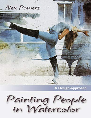 9781626540538: Painting People in Watercolor