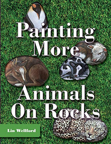 9781626540552: Painting More Animals on Rocks