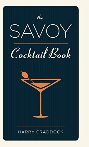 9781626540927: The Savoy Cocktail Book
