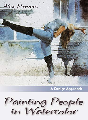 9781626540972: Painting People in Watercolor