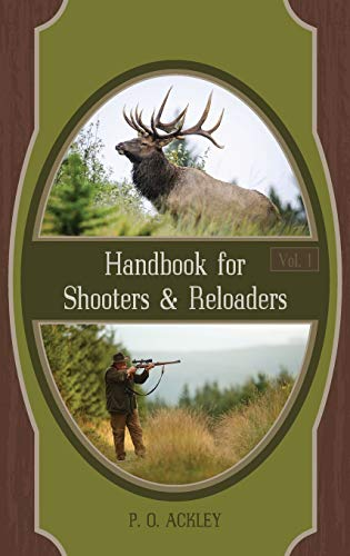 9781626541221: Handbook for Shooters and Reloaders