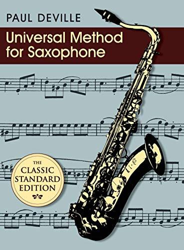 9781626541818: Universal Method for Saxophone