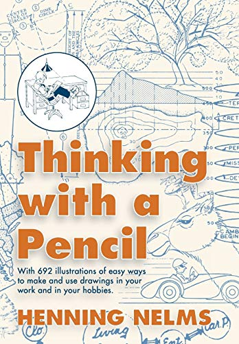 9781626541849: Thinking with a Pencil