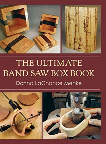 9781626542419: The Ultimate Band Saw Box Book