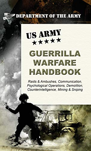 9781626542747: U.S. Army Guerrilla Warfare Handbook