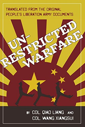 9781626543058: Unrestricted Warfare: China's Master Plan to Destroy America