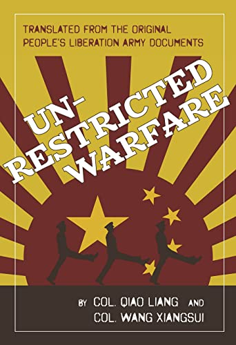 9781626543065: Unrestricted Warfare: China's Master Plan to Destroy America
