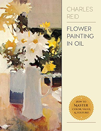 Flower Painting in Oil