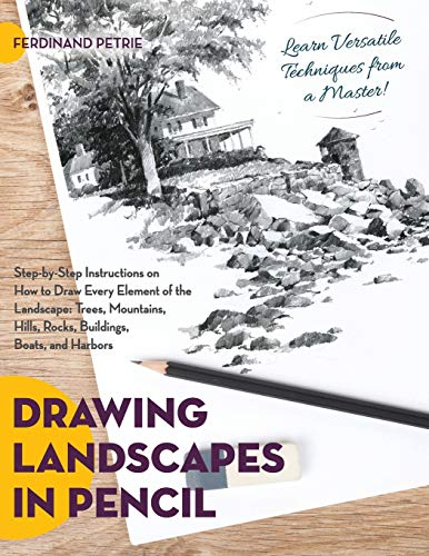 9781626543867: Drawing Landscapes in Pencil