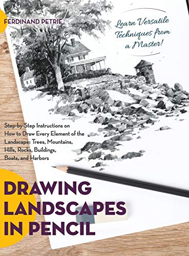 9781626543874: Drawing Landscapes in Pencil