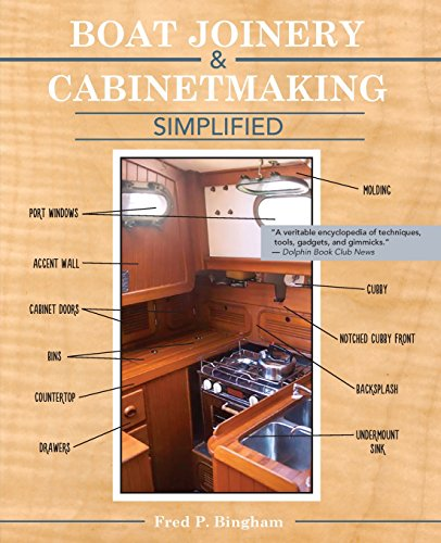 9781626543928: Boat Joinery and Cabinetmaking Simplified