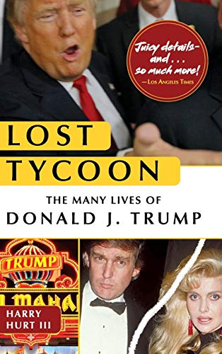 Lost Tycoon: The Many Lives of Donald: Hurt III, Harry