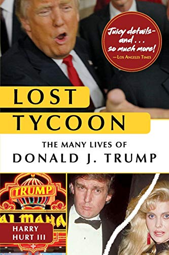 Lost Tycoon The Many Lives of Donald: Hurt, Harry