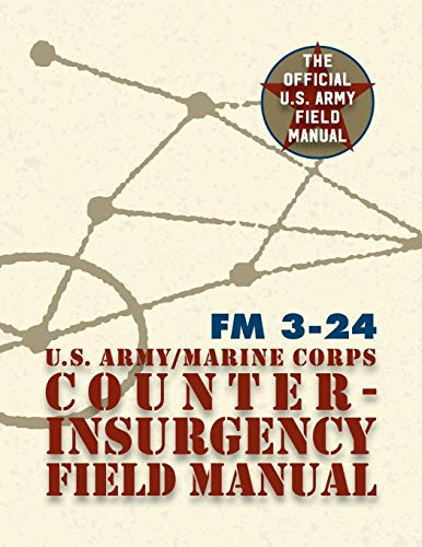 9781626544550: U.S. Army U.S. Marine Corps Counterinsurgency Field Manual